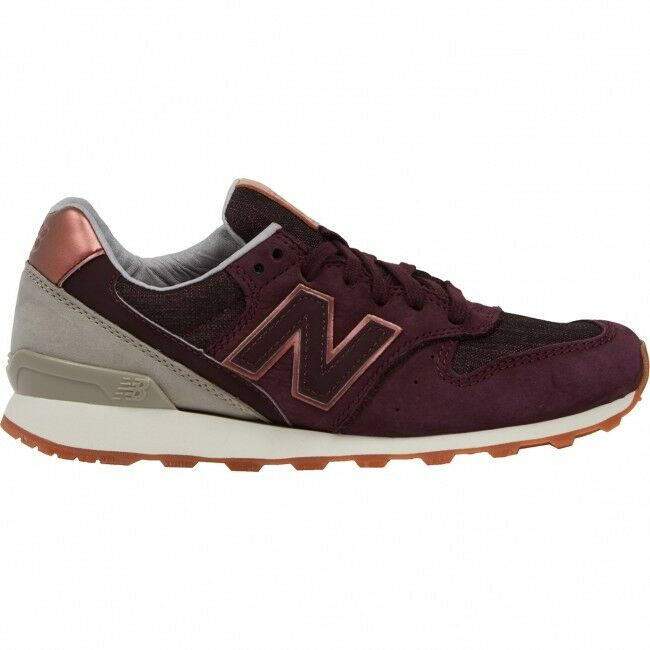 Women's New Balance Classic Wine Burgundy WL696GAH Athletic Fashion MSRP  150