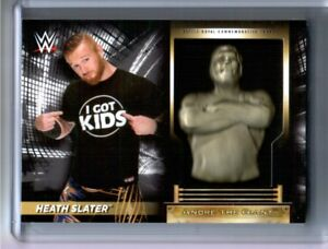 WWE-Heath-Slater-2018-Topps-RTWM-Andre-The-Giant-Battle-Royal-Relic-Card-131-199
