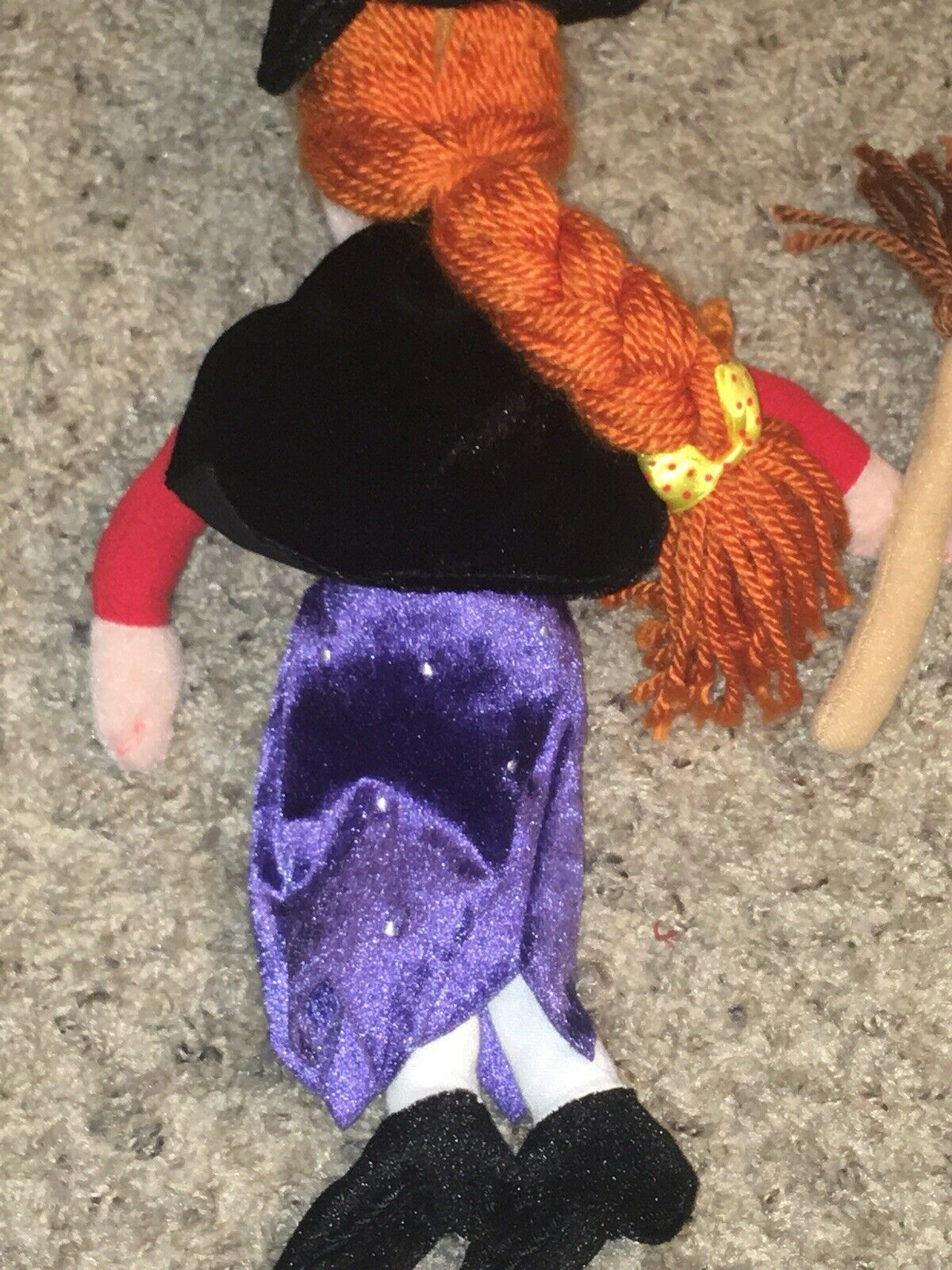 Room On The Broom Witch Plushie Plushie Plushie Stuffed Soft Toy 15  BNWT 43e43b