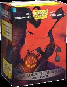 Dragon-Shield-Halloween-Dragon-Matte-Card-Protector-Sleeves-Limited-Art-100ct
