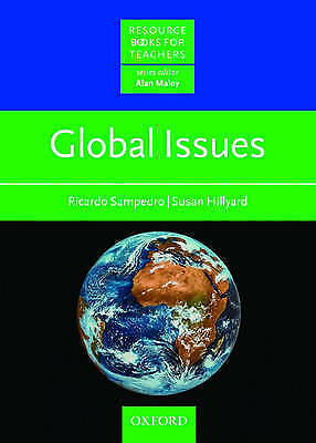 1 of 1 - RBT: Global Issues (Resource Books for Teachers) by Sampedro, Ricardo, Hillyard
