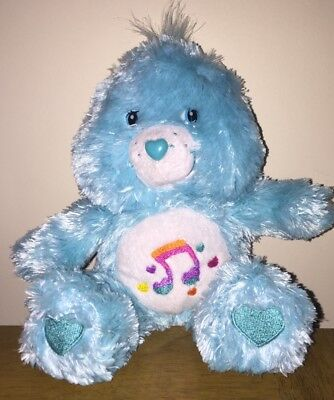 """""""heartsong"""" Care Bear 2005 - 9 Inch Voldoende Aanbod"""