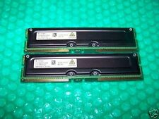 1GB Infineon 800MHz-45  ECC  184 pin RAMBUS RDRAM RIMM