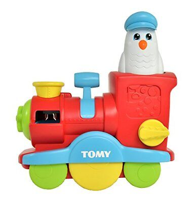 Diligent Tomy E72549c Toomies Bubble Blast Train Bath Toy Activating Blood Circulation And Strengthening Sinews And Bones Bath Toys Baby Bathing/grooming