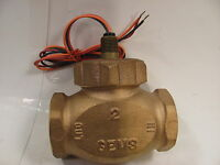 Gems 27106 Fs-200 Brass Flow Switch 2  Npt 25.0 Gallons Per Minute