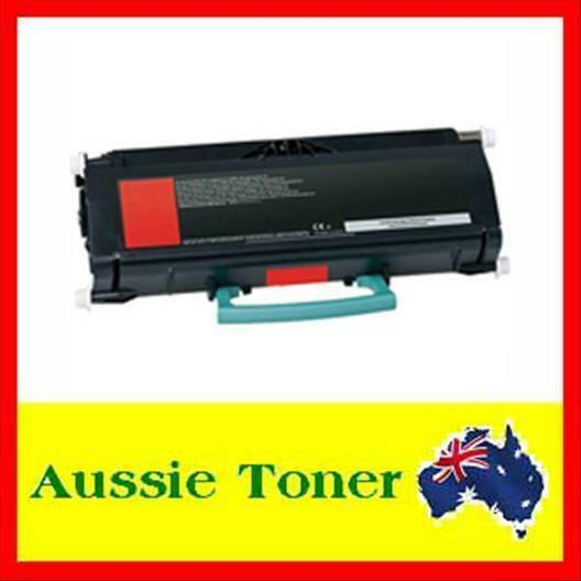 1x Toner for Lexmark E260 E360 E460 E462 E260A11P Black Compatible Cartridge