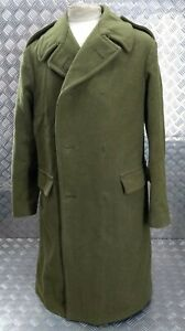 Genuine British Army Issue RHG 1st Dragoons & Mounted Regiments Greatcoat Faulty