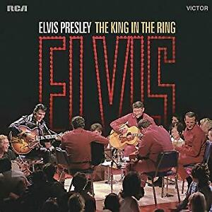 Elvis-Presley-The-King-In-The-Ring-NEW-2-VINYL-LP