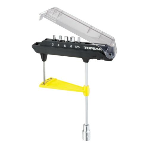 Topeak ComboTorq Wrench Bit Set Drehmoment Schlüssel Fahrrad Werkzeug 3-12 nm