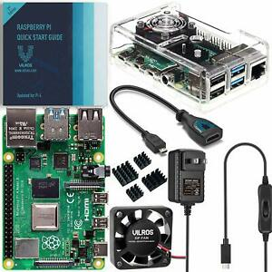 Vilros-Raspberry-Pi-4-Basic-Kit-with-Fan-Cooled-Case