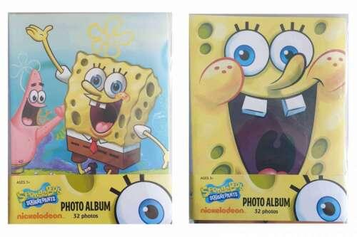 24 x Fotoalbum//Einsteckalbum SpongeBob Schwammkopf für 32 Fotos 10x15