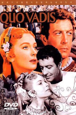 QUO VADIS (1951) Robert Taylor, Deborah Kerr DVD *NEW | eBay