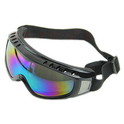 Airsoft Goggles Tactical Paintball Clear Glasses Wind Dust Protection Motorcycle