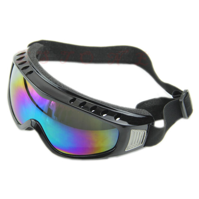 Outdoor Anti Sand Glasses Motorcycle Wind Dust Protection Goggles With Sponge