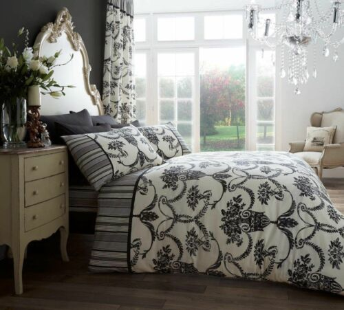 Duvet Cover Pillow Case Bed Set Quilt Cover Single Double /& King Size Richmound