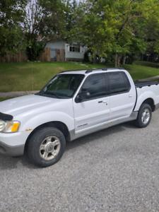 2002 Ford Explorer Sport Trac!! 3800$ IF TAKEN THIS WEEK!!