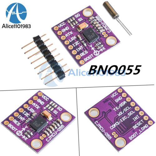 9DOF BNO055 MCU Intelligent 9 Axis Attitude Sensor Angle gyroscope Accelerometer