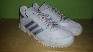 Details zu Originals Adidas MARATHON Trainer Gr.42 23 Weiß Retro Vintage RAR Kult 90er