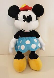 Minnie-Mouse-Plush-90-Years-Mickey-Mouse-36-cm