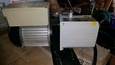 Leybold Vacuum D5e T1 31111147 Trivac Vacuum Pump With Hanning Motor