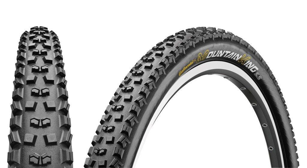 Continental neumáticos de bicicleta Mountain King II PERF. PERF. PERF.    todos tamaños    nuevo e3bd9a
