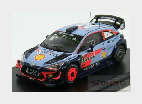 Hyundai I20 Wrc #5 Winner Rally Portugal 2018 T.Neuville TROFEU 1:43 TRMNPRP2018