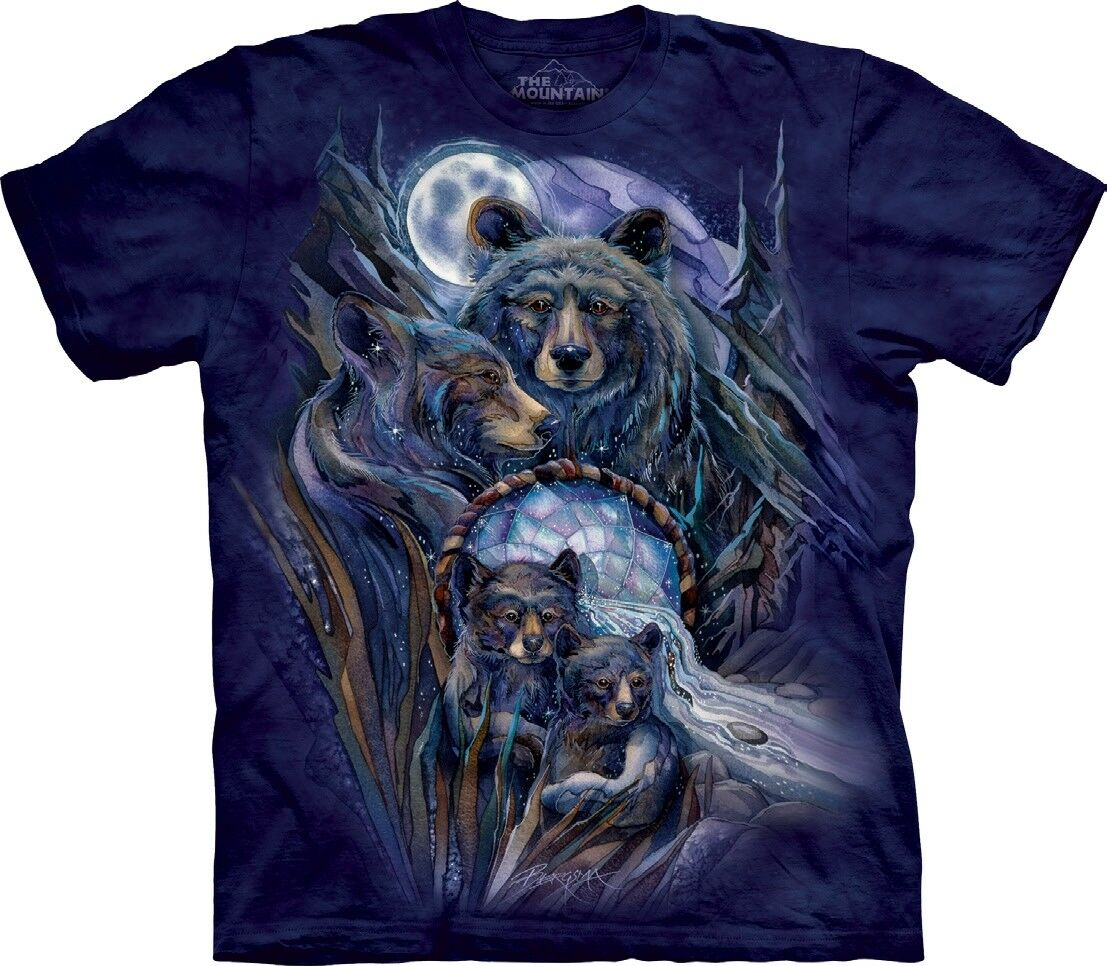 The Mountain Unisex Adult Journey to the Dreamtime T Shirt