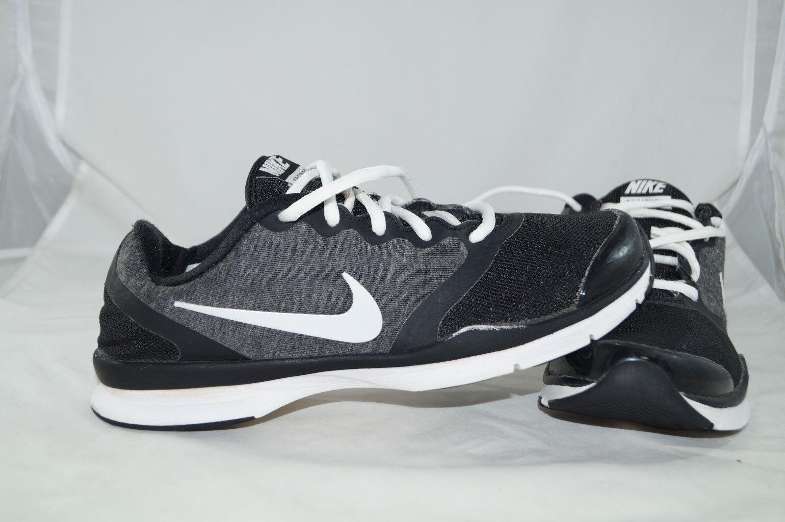 Nike en season TR 4 Cross Trainers 40 - 39 39 39 us 8,5 UK 6 negro zapatillas de deporte f1d2dd