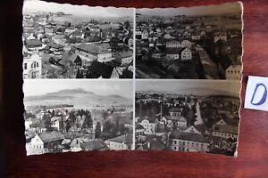 Franc Carte Postale Vues Saxe Basse-oderwitz-afficher Le Titre D'origine Achat SpéCial