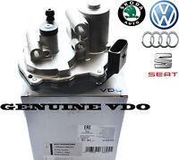 VDO INTAKE MANIFOLD FLAP ACTUATOR MOTOR VW VOLKSWAGEN TIGUAN 2.0 TDI