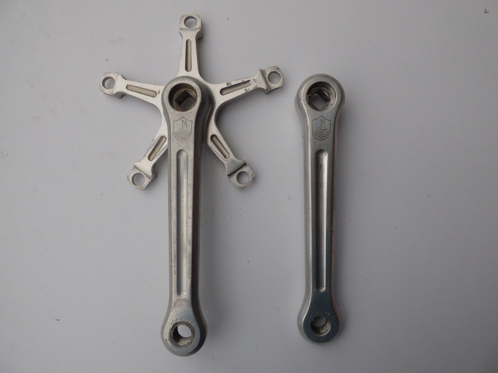 CAMPAGNOLO NUOVO RECORD CRANK ARMS - 1973 - 170 mm
