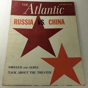 VTG-The-Atlantic-Magazine-April-1965-Gielgud-And-Albee-Russia-VS-China-Topic