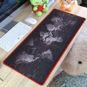 World-Map-Gaming-Mouse-Pad-Quality-Portable-Large-Desk-Pad-Non-slip-Rubber-1pc