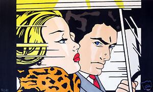 Modern-Roy-Lichtenstein-art-painting-print-abstract-canvas-large-australia