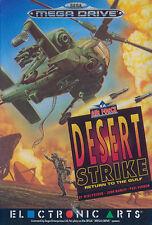 ## Desert Strike: Return to the Gulf - SEGA Mega Drive / MD Spiel - TOP ##