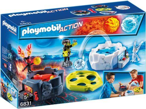 PLAYMOBIL 6831 Fire und Ice Action Game NEU in der OVP