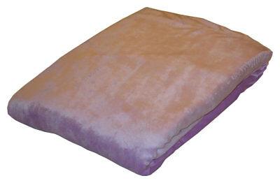 Möbel & Wohnen Bettwäsche Mikrofaser Nicky Spannbettlaken 1 Stück Farbe Lila Exzellente QualitäT