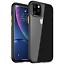 COVER-per-Iphone-11-Pro-Max-BUMPER-SILICONE-CUSTODIA-RETRO-TRASPARENTE-SLIM miniatura 13