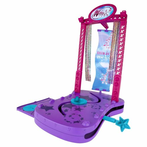 New in Box Fast Free Shipping!!! Winx Club Rock Concert Stage With Doll