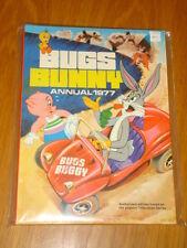 BUGS BUNNY BRITISH ANNUAL 1977 VF