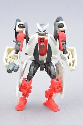 Transformers Hunt for the Decepticons Hubcap Complete Scout HFTD