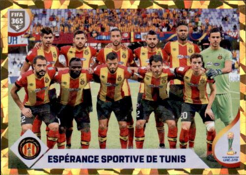 Panini Fifa 365 2020 Sticker 443 Esperance Sportive de Tunis