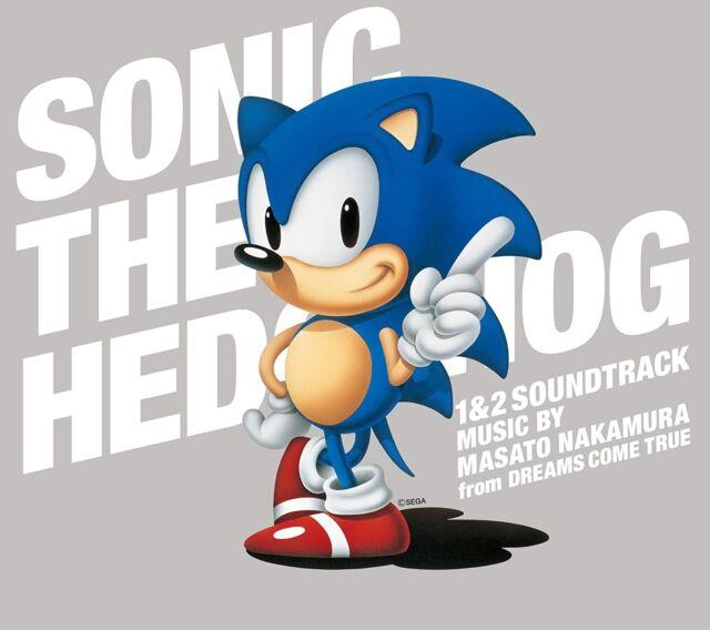 Sonic The Hedgehog 1 And 2 Soundtrack Original Game Music Soundtracks 3 Cd B934 For Sale Online Ebay