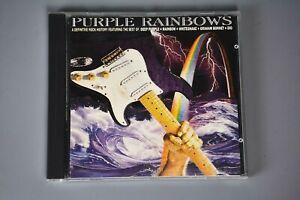 R-amp-L-CD-Album-Purple-Rainbows-Deep-Purple-Whitesnake-Rainbow
