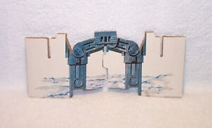Vintage Star Wars Hoth Ice Planet Playset Legs Part