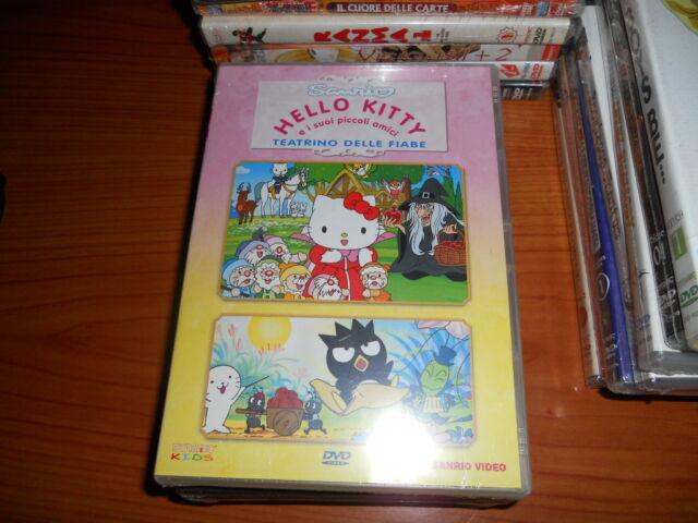 Hello Kitty e i suoi piccoli amici vol.1 DVD  raro nuovo e sigillato