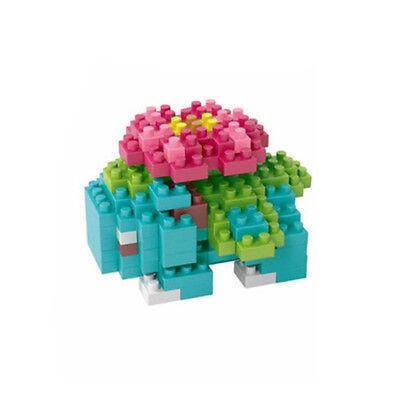 LOZ Nano Mini Diamond Building Blocks Lego Toy Pokemon Pocket Monster Venusaur