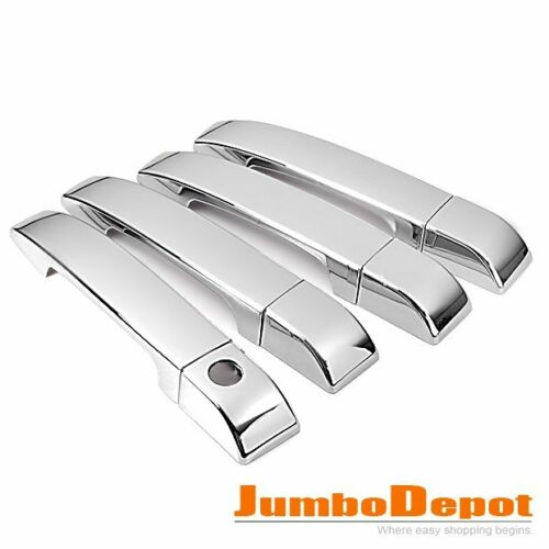For 2003-2009 Land Rover Range Rover HSE L322 Chrome Door Handle Cover Trim Kit