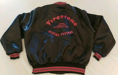 Firestone Tires Pullover Hoodie Sweater Sz S 3XL