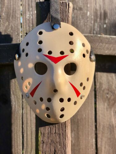 Jason Voorhees Almond Mask high Quality
